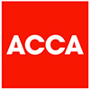 Association of chartered certified accountants logo.